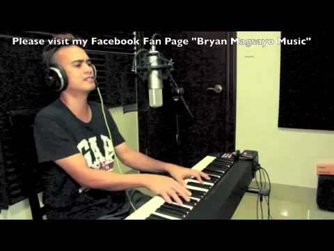 Dan Hill - Never Thought (Cover by Bryan Magsayo)