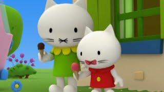 МУСТИ - лучшие мультфильмы - Мороженое для всех 🍦🍨🍧 Мультик для самых маленьких