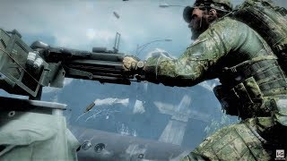 Hostage Rescue from the Compound - Boats Mission - Medal of Honor: Warfighter