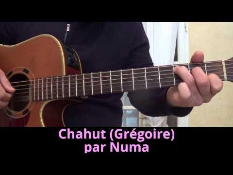 Guitare: Chahut (Grégoire) poème de Véronique Colombé