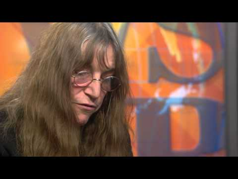 """Patti Smith Reads From """"Just Kids"""""""