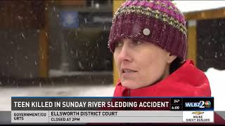 Teen dies in Sunday River accident