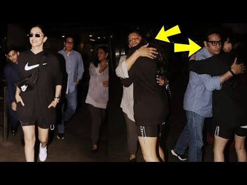 Deepika Padukone First Time Seen Bonding With Her Mother In Law And Father In Law |😍