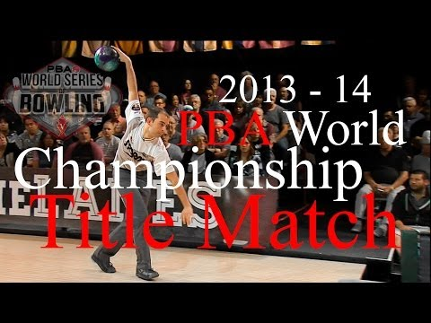 2013 - 2014 WSOB PBA World Championship Title Match