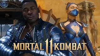 Mortal Kombat 11 - JAX REVEALED! New Story Mode Trailer!