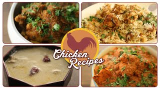 Sunday Special - Chicken Recipes By Archana - Easy To Make Indian Style Recipes