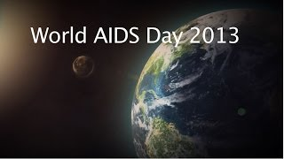 World AIDS Day 2013, Together we can STOP HIV/AIDS
