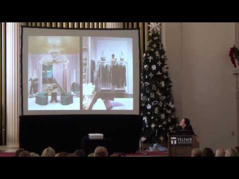 Rooms With A View: Lecture by Mary McDonald