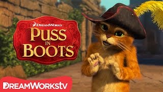 How to Speak Cat | NEW PUSS IN BOOTS