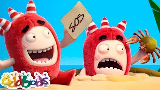 ODDBODS | Mayday! Mayday! | Cartoons For Kids