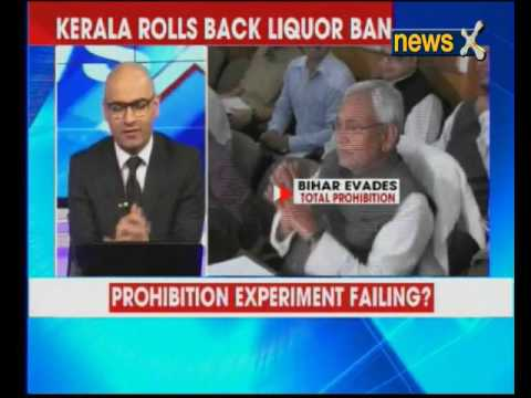 Kerala rolls back liquor ban; prohibition experiment a failure?