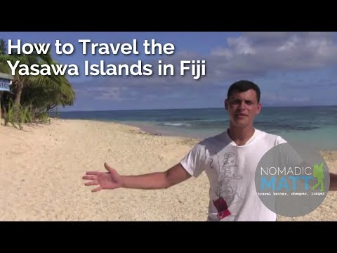 How to Travel the Yasawa Islands in Fiji