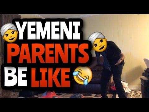 HOW ARABS/YEMENIS BE LIKE! FUNNY THINGS ARAB DADS/PARENTS DO! - كيف العراب ليعملو
