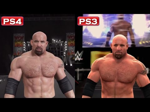 Ps4 Graphics Vs Ps3 2k14