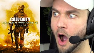 MW2 CAMPAIGN REMASTERED