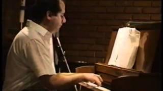 David Drazin - piano, Harlem stride original, Rockin