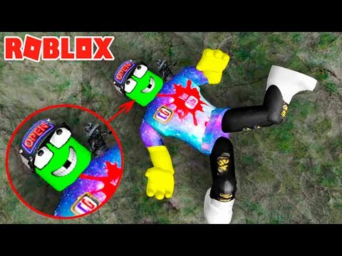 ЧТО С МОИМИ ГЛАЗАМИ? Упал ВНИЗ и ПОСТАВИЛ НОВЫЙ РЕКОРД! Симулятор падений в Роблокс от Cool GAMES