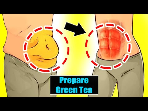 How to drink Green tea for weight loss? Green tea benefits | how prepare green tea for weight loss