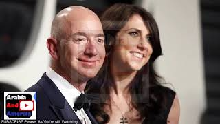 Glimpse from the Day of Richest Person in the Planet : Jeff Bezos !