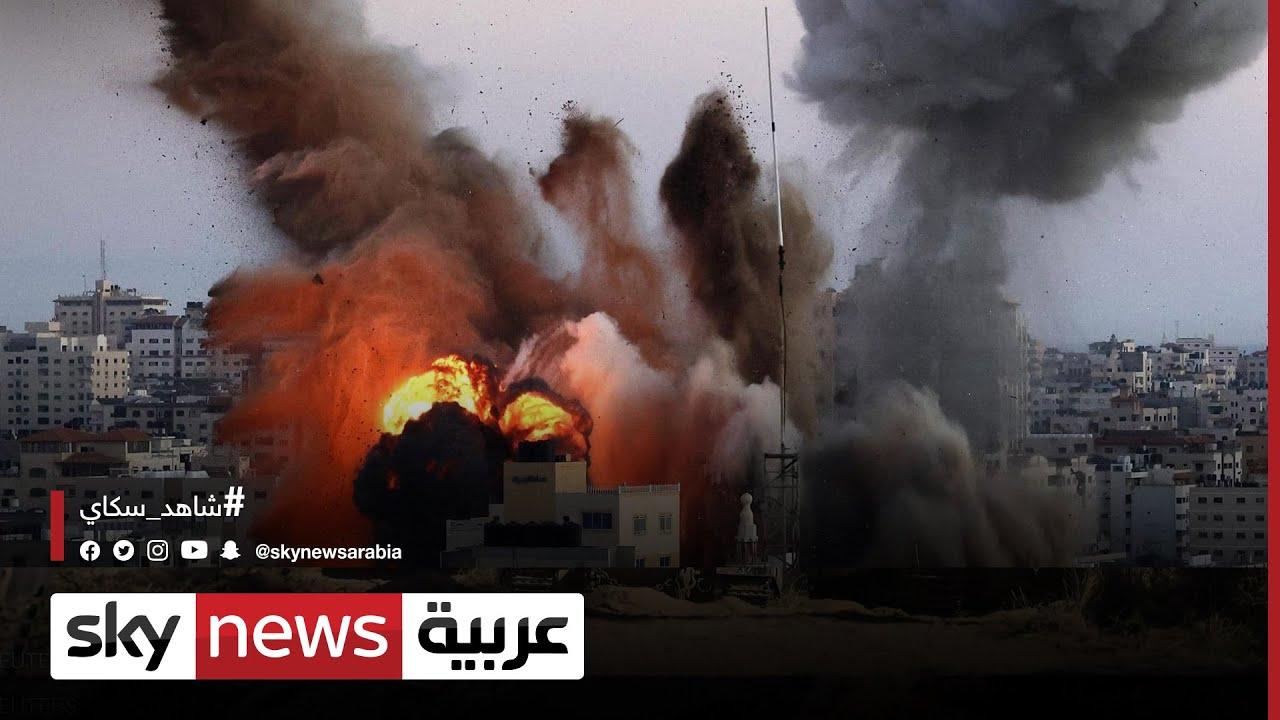 مقتل 10 فلسطينيين من عائلة واحدة في غارة على غزة  - نشر قبل 2 ساعة