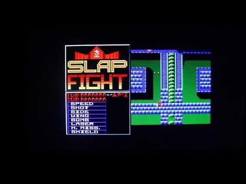 Arcade Perfect? - My Arse!! - Slap Fight