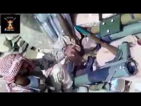 فيديو: غنائم الجيش الوطني والمقاومة الشعبية في صعدة وفرار للحوثيين من الجبهات