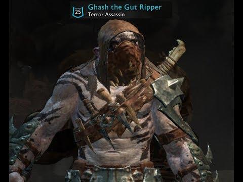 Farewell Ghash Gut Ripper