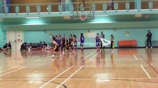 2016 九龍東區小學分會籃球比賽(女子組) 樂華天主教 v