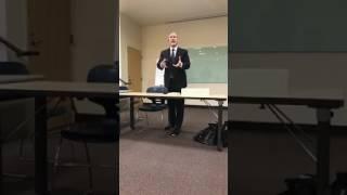 Dr. Brad Reedy's Presentation at Nami (National Alliance on Mental Illness)