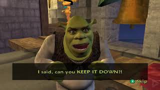 Shrek SuperSlam All Cutscenes Game Movie