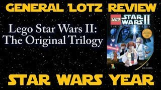 Lego Star Wars II: The Original Trilogy Review