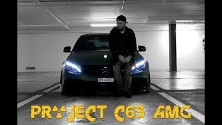 Projekt C63 AMG  Carporn/Aftermovie Movie - A H Cinema