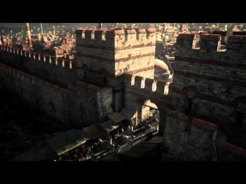 Sid Meier's Civilization V Opening Scene (Italian/Italiano)