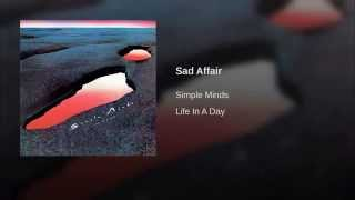 Sad Affair