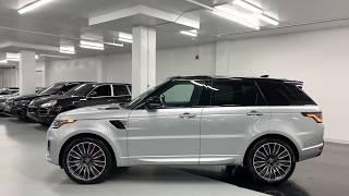2020 Range Rover Sport Autobiography - Revs + Walkaround