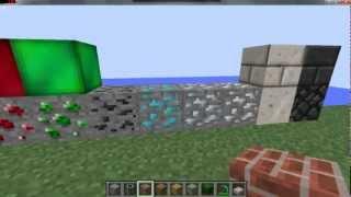 Minecraft -¿ABURRIDO DE LOS ORES ACTUALES? ? COLECCION DE MODS DE MINERALES!