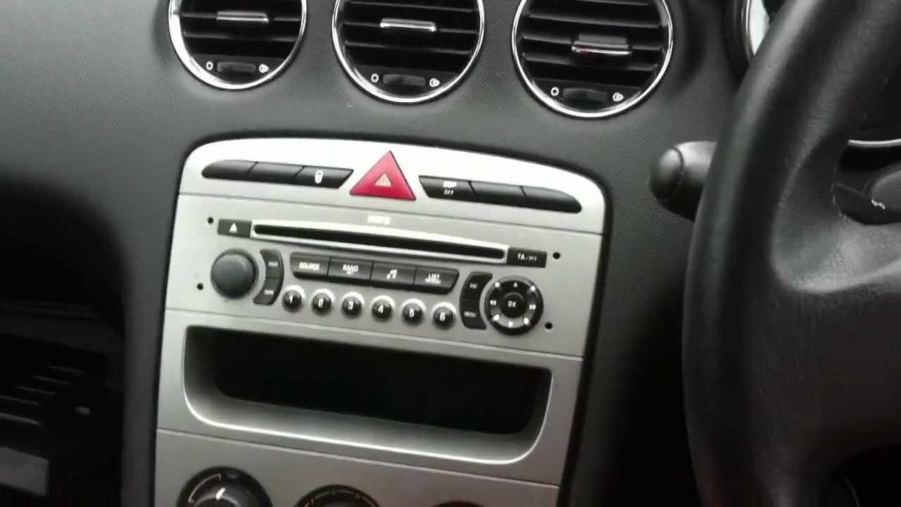 Where Is The Peugeot 308 Diagnostic Port Here It Is Youtube