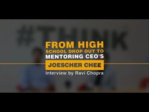 From Being a High School Dropout to Mentoring CEO's