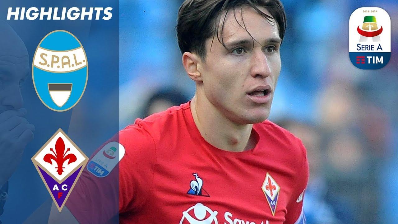 Spal 1 4 Fiorentina Entusiasmante Vittoria Viola In