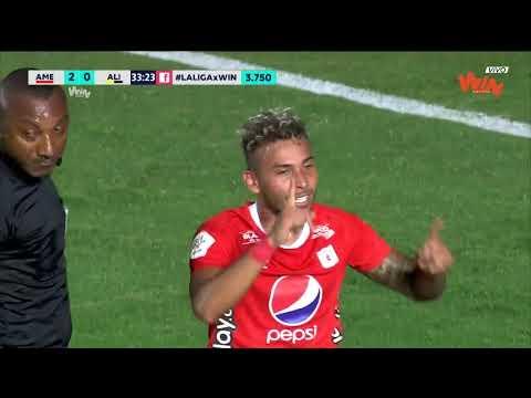 América vs. Alianza Petrolera (3-1) Liga Aguila 2019-2 Cuadrangulares Fecha 2