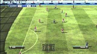 FIFA 12 - Funny Glitch - Leg Tricks!! by xIQUICKRICHIx (FIFA 2012 Gameplay/Commentary)