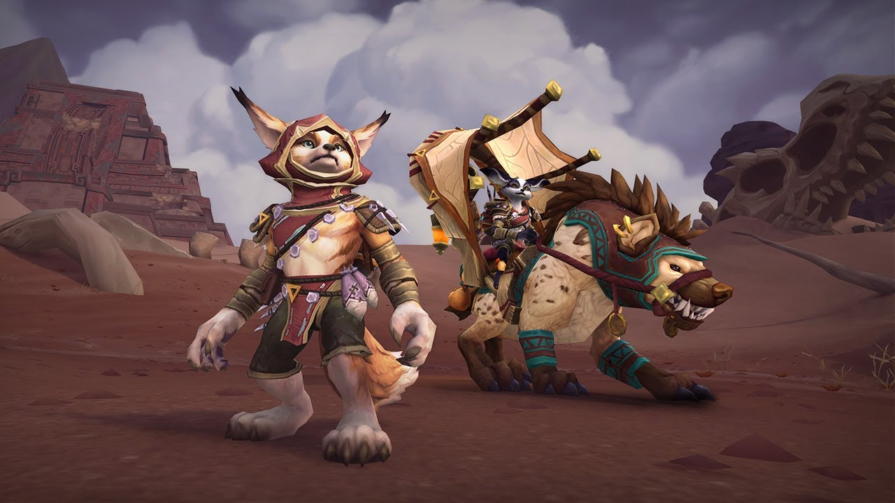 Vulpera Classes, Customization, Dance Animation and More | World of Warcraft PTR thumbnail