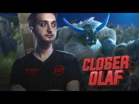 İLK 10 MAÇI SMURFLEMEYE DEVAM! - CLOSER OLAF