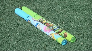Giant Bubble Wands from Little Kids, Inc.