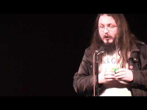 Matthew Collins - Queens Comedy Club - February 2012