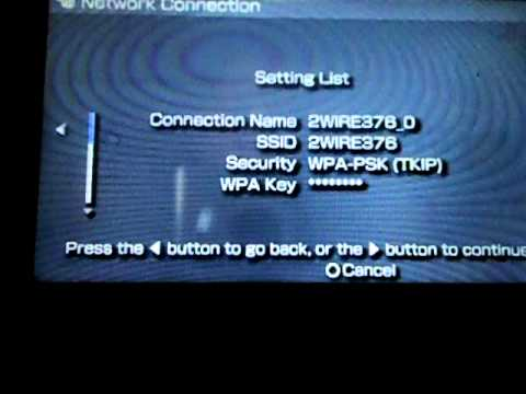 How to connect a psp to the internet (with pictures) wikihow.
