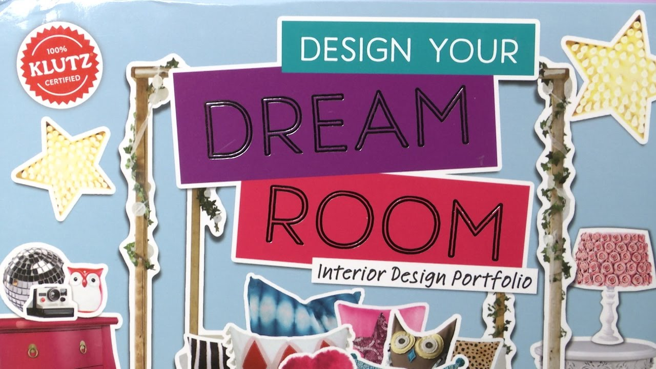 Amazing Design Your Dream Room From Klutz Pictures Gallery
