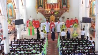 Dâng Của Lễ - Thánh Lễ Mừng Bổn Mạng Hội BT Ơn Gọi Hạt Kẻ Dừa