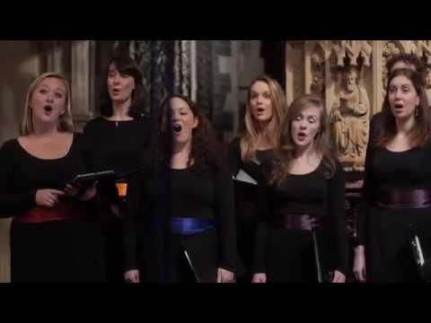 "New Dublin Voices - ""Blackbird/I Will"" arr. Rathbone"