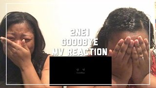 Gambar cover 2NE1 GOODBYE MV REACTION [ #NEVERSAYGOODBYE2NE1 ]